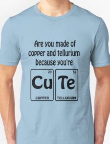 CUTE Elements T-Shirt