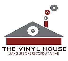 THE VINYL HOUSE by NoahhMcLovin10