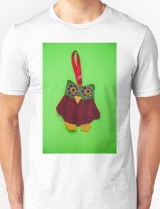 Cute owl decoration Unisex T-Shirt