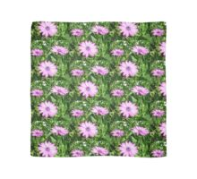 Pink Daisies of Summer Scarf