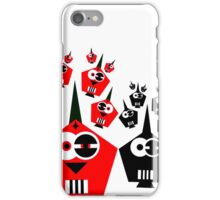 Droid Nation iPhone Case/Skin