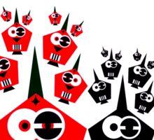 Droid Nation Sticker