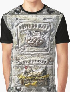 """Exclusive: """" a chicken brooder love """" / My Creations Artistic Sculpture Relief fact Main 27  (c)(h) by Olao-Olavia / Okaio Créations Graphic T-Shirt"""