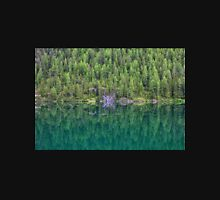 Trees at Lake Braies  Unisex T-Shirt