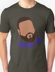 'Bless up' DJ Khaled vector T-Shirt