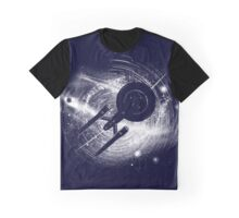 Trek in space Graphic T-Shirt