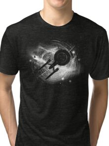 Trek in space Tri-blend T-Shirt
