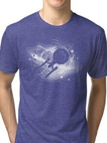 Trek in space Tri-blend T-Shirt