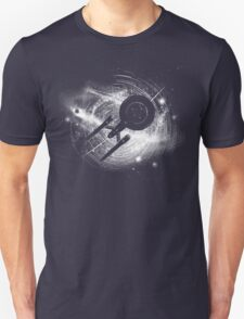 Trek in space Unisex T-Shirt