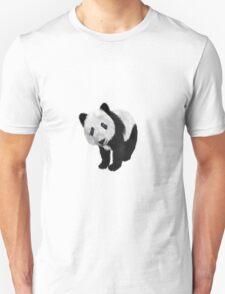 Giant zoo panda  Unisex T-Shirt