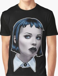 Alice Glass Graphic T-Shirt