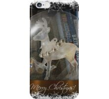 Merry Christmas To You All iPhone Case/Skin