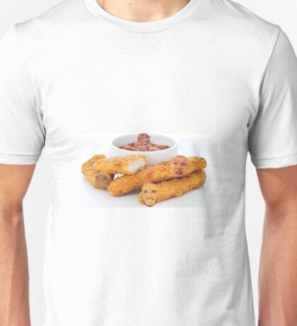 Chicken Tubers Unisex T-Shirt