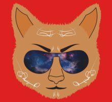 Galaxy Cat One Piece - Short Sleeve