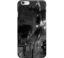Place Dalida, Montmartre iPhone Case/Skin
