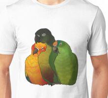 Cuddly Conures Unisex T-Shirt
