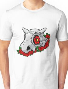 day of the dead cubone Unisex T-Shirt