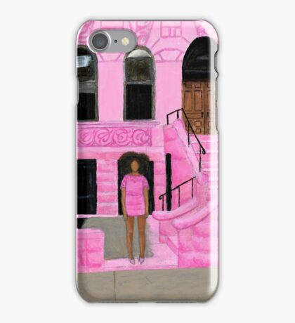 Solange in Brooklyn  iPhone Case/Skin