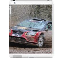 Wye Dean Rally Ex WRC For Focus iPad Case/Skin