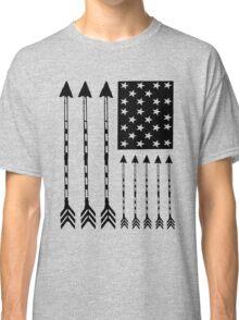 USA Arrow Flag Classic T-Shirt