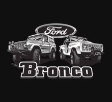 Bronco II Kids Tee