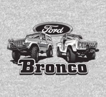Bronco II One Piece - Long Sleeve