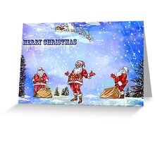 Merry Christmas to my friends in the RB. Greeting Card