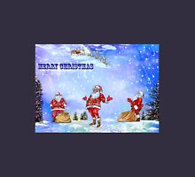 Merry Christmas to my friends in the RB. Womens Fitted T-Shirt