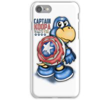 The Captain Wants You!!! iPhone Case/Skin