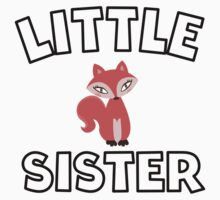 Fox Little Sister Kids Clothes