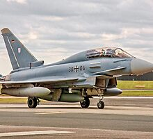 Eurofighter EF.2000GT Taifun 30+04 by Colin Smedley