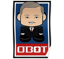 Lindsey Graham Politico'bot Toy Robot 2.0 Poster