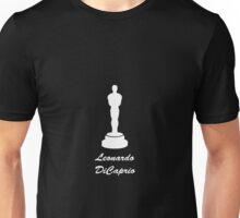 Leonardo DiCaprio Oscar Unisex T-Shirt