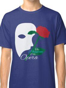 The Phantom and Rose Classic T-Shirt