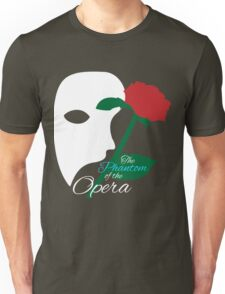 The Phantom and Rose Unisex T-Shirt