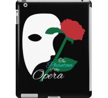The Phantom and Rose iPad Case/Skin
