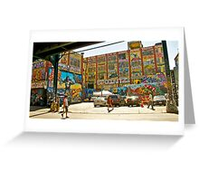 Finale for 5 Pointz~~ Greeting Card