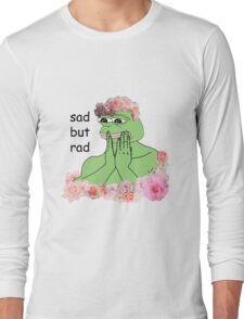 pastel pepe Long Sleeve T-Shirt