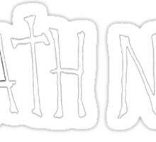 Death Note Original Sticker