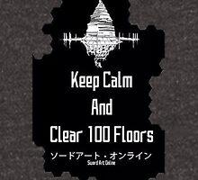 Sword Art Online 100 Floors Hoodie