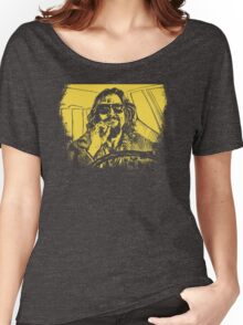 Big Lebowski Yellow 1 Women's Relaxed Fit T-Shirt