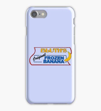 bluth's original frozen bananas iPhone Case/Skin