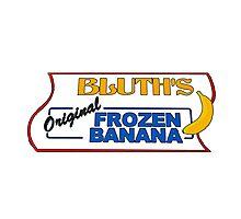 bluth's original frozen bananas Photographic Print
