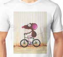 The Green Bike Unisex T-Shirt