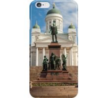 Helsinki Cathedral iPhone Case/Skin
