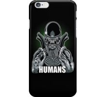 Ancient Humans iPhone Case/Skin
