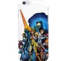 starwars video game mashup iPhone Case/Skin