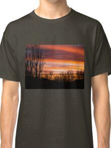 Sunrise Silhouette  Classic T-Shirt