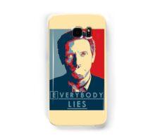 Everybody lies Samsung Galaxy Case/Skin