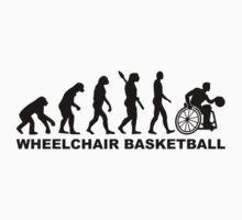 Evolution wheelchair basketball One Piece - Long Sleeve
